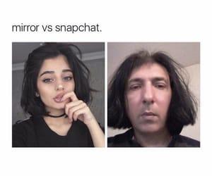 funny, snapchat, and meme image