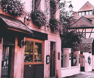 travel, voyage, and alsace image