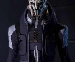 mass effect, turian, and adrien victus image