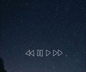 music and stars image