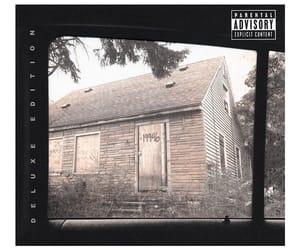 album, rapper, and slim shady image