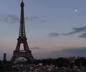 paris, romantic, and france image