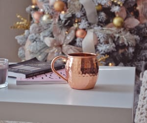 christmas, decor, and fall image