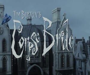 tim burton, movie, and corpse bride image