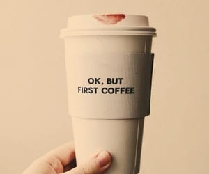 coffee, drink, and inspiration image