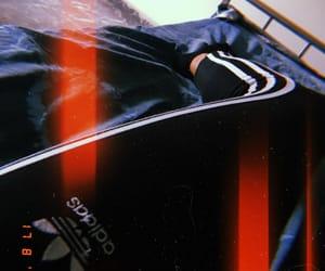adidas, black, and leggings image