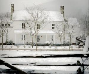beautiful, cold, and farmhouse image