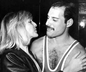Freddie Mercury, Queen, and queen band image
