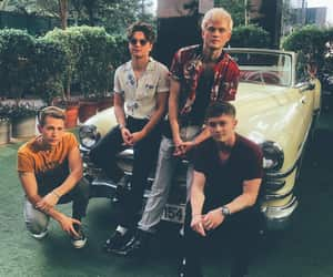 india, tour, and the vamps image