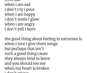 poem, rupi kaur, and words image