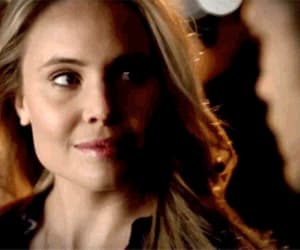 gif, leah pipes, and The Originals image