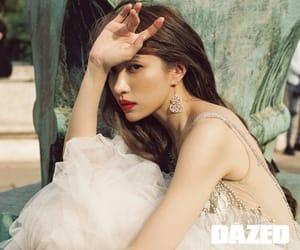 girl, model, and k-pop image