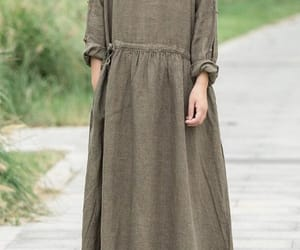 etsy, maxi dress, and party dress image