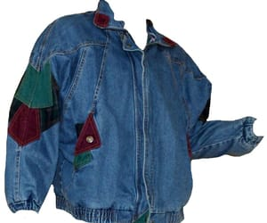 jean jacket, jeans, and png image