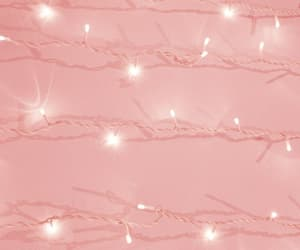 pink, light, and aesthetic image