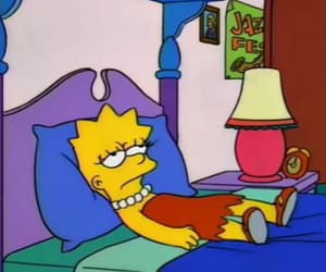 the simpsons, simpsons, and lisa simpson image