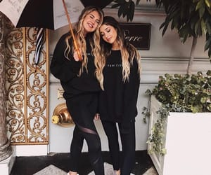 best friends, besties, and bloggers image