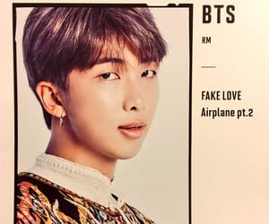 bts, rm, and kim namjoon image