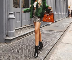 chic, edgy, and new york city image