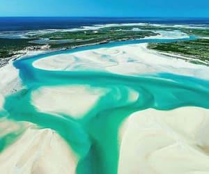 australia, nature, and sand image
