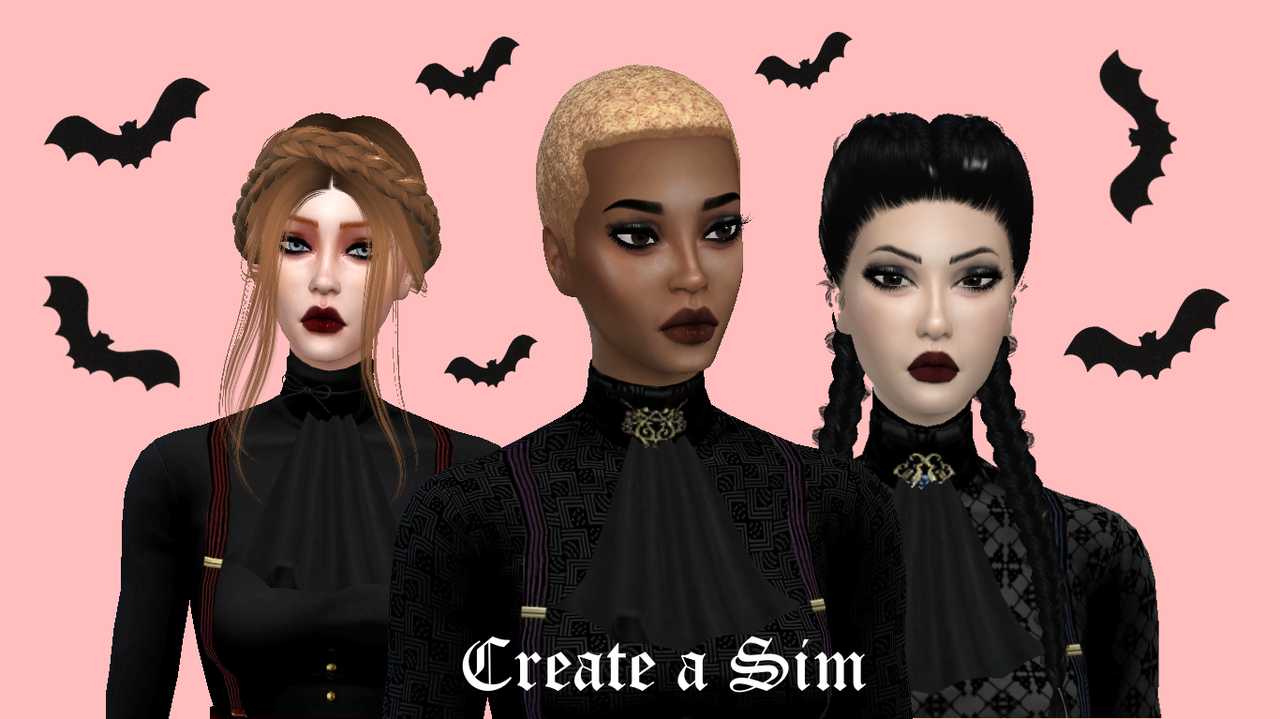 article, create a sim, and gaming image