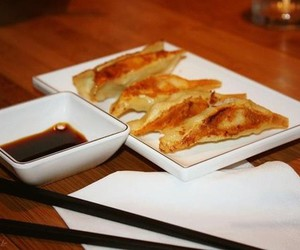 dinner, photography, and asian foods image