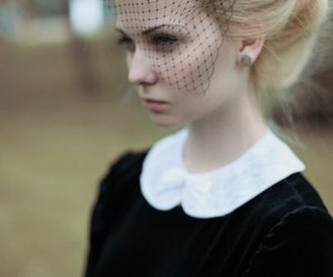 girl, pale, and photography image