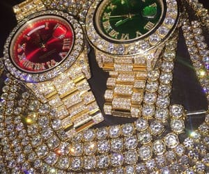 bling, cool, and diamonds image