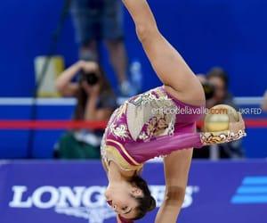 ball, agiurgiuculese, and rhythmic gymnastics image
