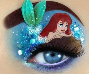 глаза, макияж, and красота image