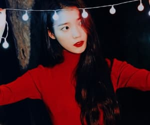 iu, kpop, and asian image