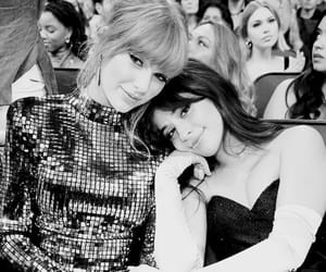 Taylor Swift, camila cabello, and amas image