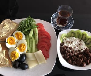 breakfast, goood, and for me image