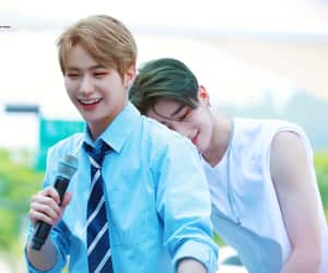 kpop, seungwoo, and victon image