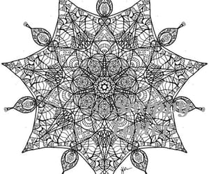 coloring book, digital drawing, and stained glass image
