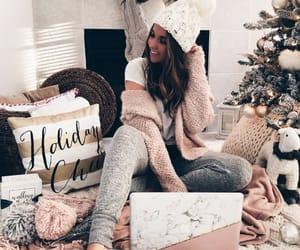 christmas, holiday, and fashion image