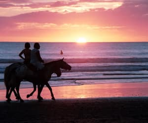 beach, luxuryvacation, and costarica image