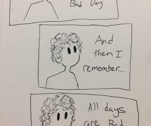 bad and bad day image