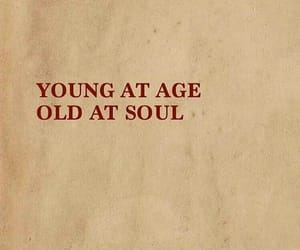 quotes, young, and soul image