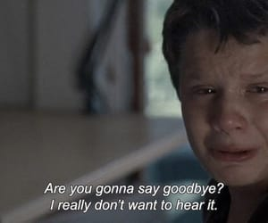 the last song, sad, and frases image