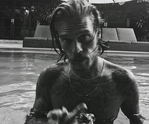 boy and tattoo image