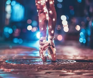 light, dance, and ballet image