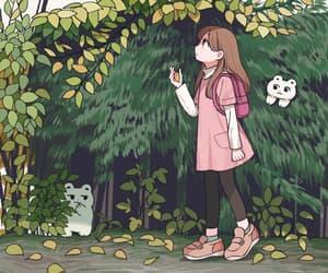 anime, girl, and kawaii image