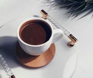 coffee, turkish coffee, and love image