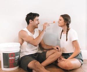 boyfriend, goals, and brunette image