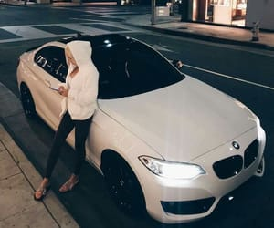 beauty, bmw, and car image