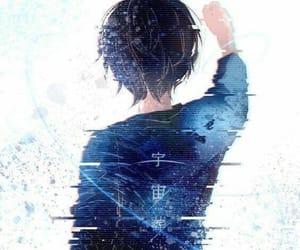 alone, anime, and beautiful image