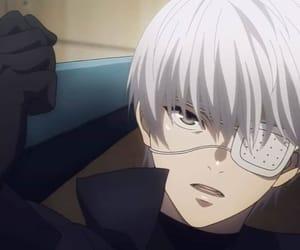 screencaps, kaneki ken, and tokyo ghoul re image