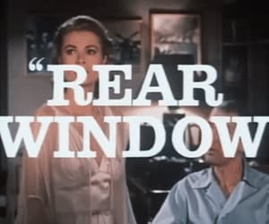 gif, grace kelly, and james stewart image