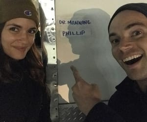 torrey devitto, ian harding, and chicago med image
